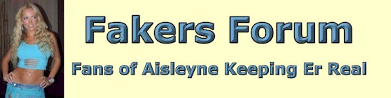 Early Fakers Forum Banner