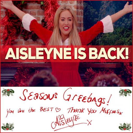 Aisleyne's 2015 Xmas Card